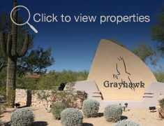 Search Gray Hawk, Arizona Properties with Kevin A Snow