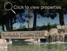 Search Scottsdale Country Club, Arizona Properties with Kevin A Snow